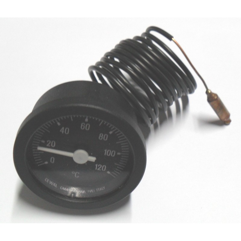 Termometro misura temperatura apparecchiature caldaia for Temperatura acqua caldaia termosifoni