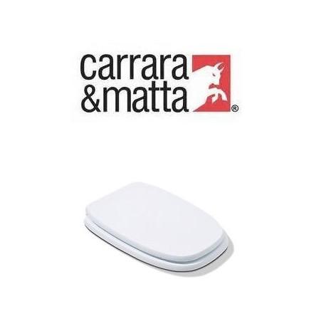 Coprivaso carrara e matta universale e dedicati con sagoma - Carrara e matta accessori bagno ...