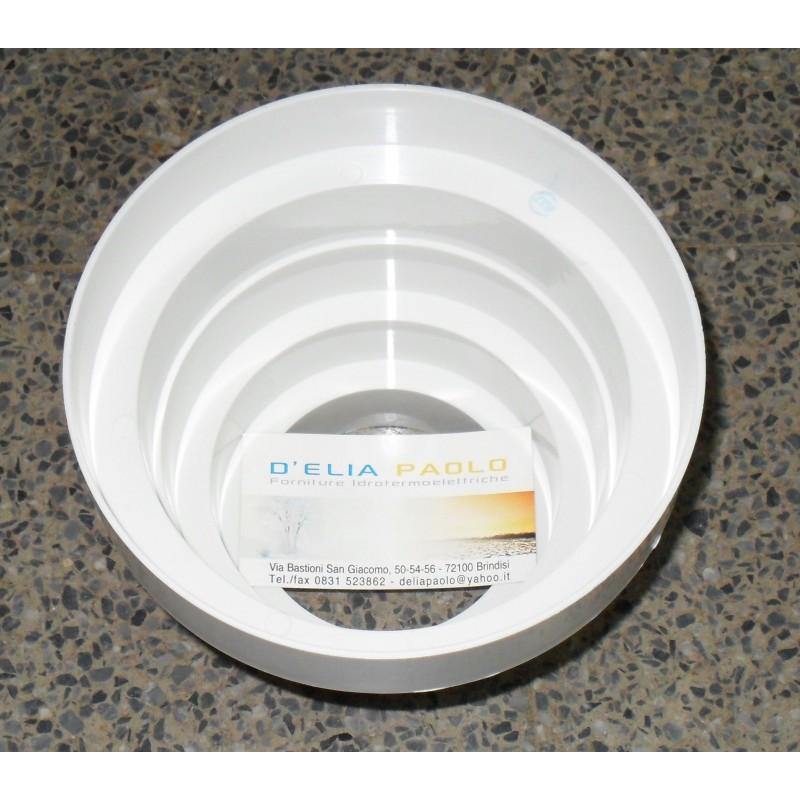 Tubi per cappe da cucina aluminox sas tubo flessibile in - Tubi cappa cucina ...