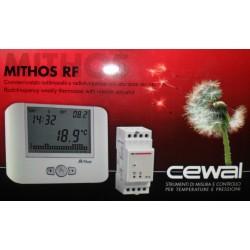 Cronotermostato Mithos In Radio Frequenza