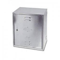 CASSETTA GAS ZINC. TUTTA CHIUSA 30 X 40 X 23