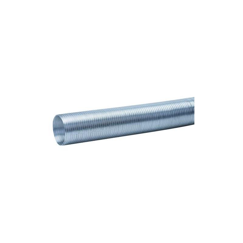 Tubo Scarico Lavandino Flessibile.Tubo Flessibile Alluminio Scarico Fumi