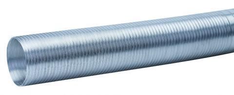 Tubo Flessibile Alluminio Scarico Fumi