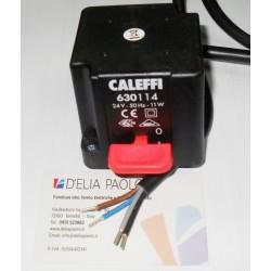 COMANDO ELETTROV. CALEFFI C/LECA C/MICRO 24 V