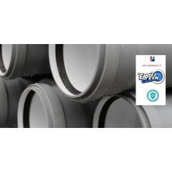 Tubo Innesto 90 X 200 Cm 2 Bicchieri