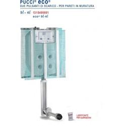 Cassetta Incasso Pucci Eco 9-4 Litri