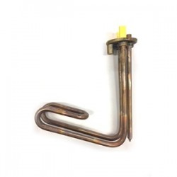 VALVOLA GAS CON STAFFA DIRITTA MM 1/2