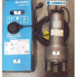 LOWARA DOMO 15 B KW 1.1 HP 1.5