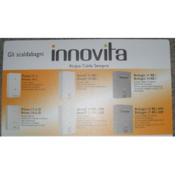 SCALDINO GAS INNOVITA PRIMO C A 11 LT GPL LOW NOX