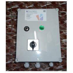 QUADRO PER ELETTROPOMPE SOMMERSE 1 HP - 1.5 HP