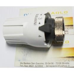 Testina Termostatica Comisa Con Sensore A Liquido