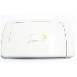 PLACCA HIDROBOX MONO TASTO BIANCA