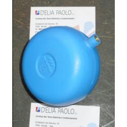 SFERA PIATTA IN PVC PER GALLEGGIANTE 3/8-1/2 DA 90