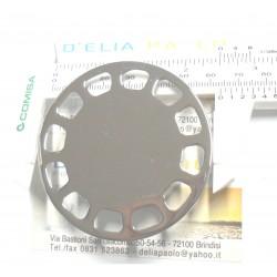 Tappo Cromato Diametro Esterno 64 Mm