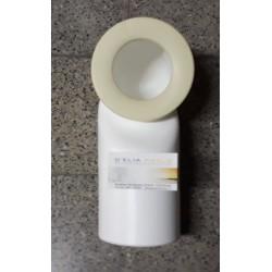 Manicotto Wc Bianco Collo Cigno 100 - 100 Vaso