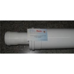Prolunga Pps Per Condensazione 60/100 Mt 1 Mf