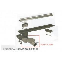 Canalissima Griglia Alluminio Cm 60