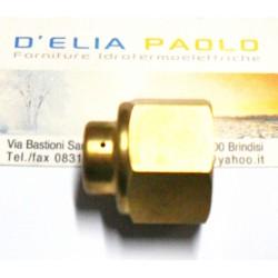 Adattatore Azoto M10x1 Rhi-w21.8 X 1/14 Rhi(ch28)
