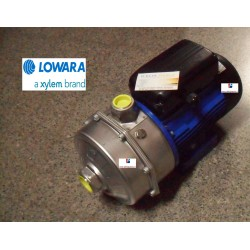 LOWARA CA 200/33/D BIGIRANTE KW 1.85 HP 2.5 TRIFAS